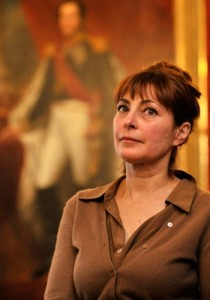 Ann Veronica Janssens en 2011.