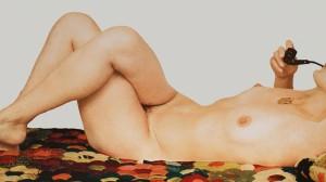 Michelangelo Pistoletto, Venere con la pipa, 1972.